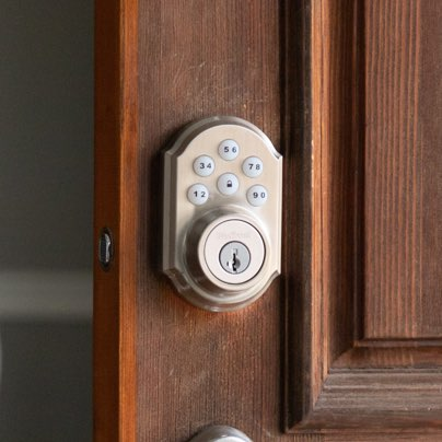St. George security smartlock