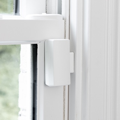 St. George security window sensor